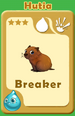 Breaker Hutia A