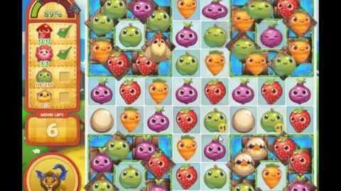 Farm Heroes Saga Level 1258
