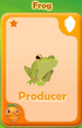 Producer Frog