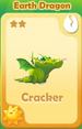 Cracker Earth Dragon