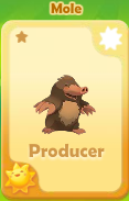 Producer Mole