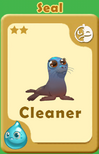 Cleaner Seal A