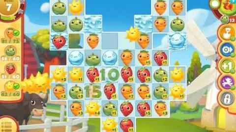 Farm Heroes Saga Level 1154