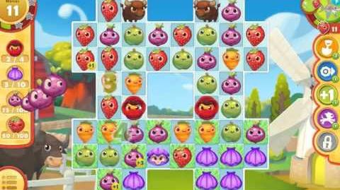 Farm Heroes Saga Level 1164