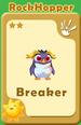 Breaker Rock Hopper A