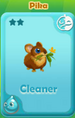 Cleaner Pika