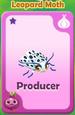 Producer Leopard Moth