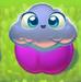 Cloud 3-stage on plum