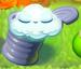 Cloud 1-stage on garbage