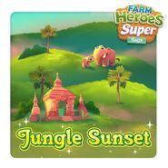 E16-Jungle Sunset