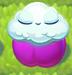Cloud 1-stage on plum