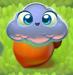 Cloud 3-stage on nut