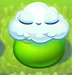 Cloud 1-stage on pear