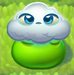 Cloud 2-stage on pear