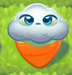 Cloud 2-stage on carrot
