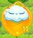Cloud 1-stage on big carrot 11x