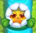 Flower 2-stage on nuphar