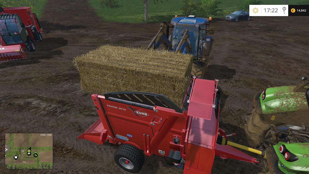 Kuhn PRIMOR 3570 (Farming Simulator 15) | Farming Simulator Wiki