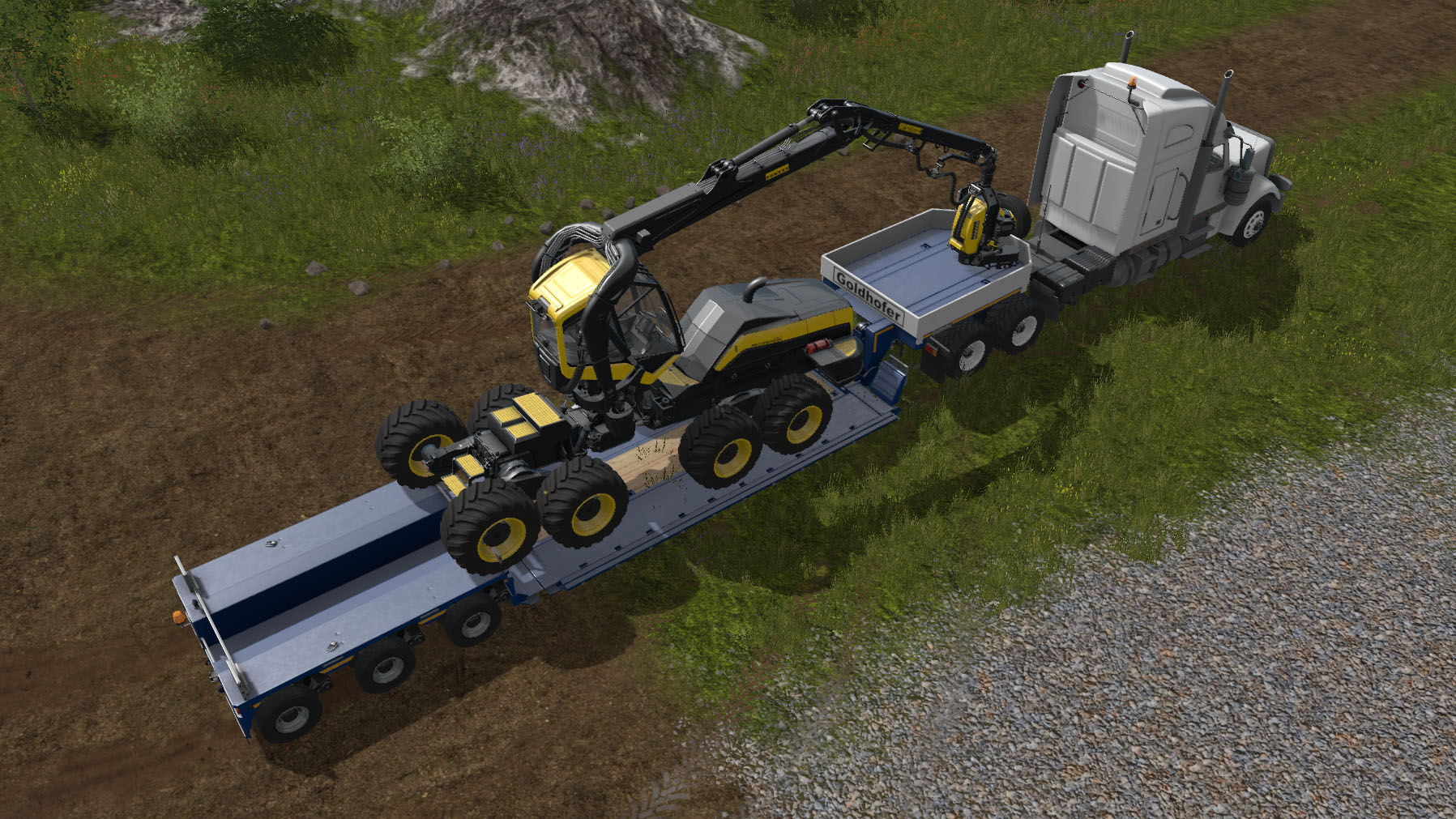 Low Loaders (Farming Simulator 17) | Farming Simulator Wiki