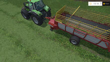 Grass Collecting FS15