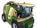 Krone Big X 1000 Forage Harvester (Farming Simulator 2013)