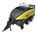 New Holland Big Baler 1290 (Farming Simulator 15)