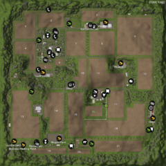 Westbridge Hills Map