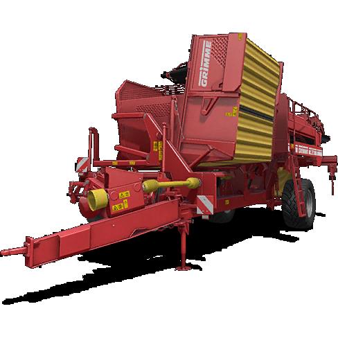 Potato Harvester Trailers (Farming Simulator 17) | Farming Simulator