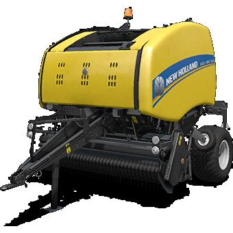 New Holland Roll-Belt 150 (Farming Simulator 17) | Farming