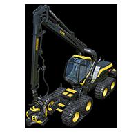 Ponsse ScorpionKing (Farming Simulator 15)   Farming