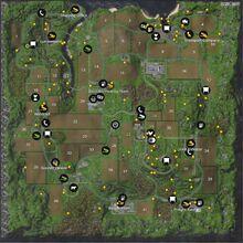 farming simulator 2015 gold coins locations