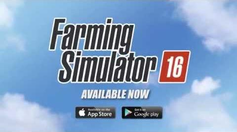 Farming Simulator 16 Trailer