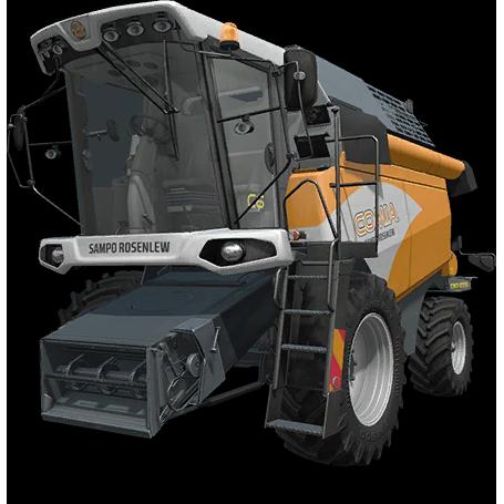 Harvesters (Farming Simulator 17) | Farming Simulator Wiki