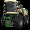 FS17 Krone-BiGX580
