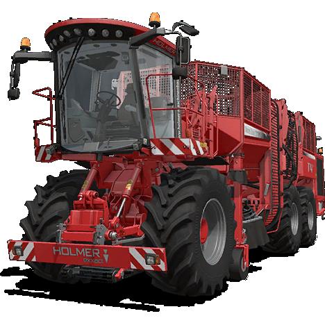 Sugar Beet Combine Harvesters (Farming Simulator 17) | Farming