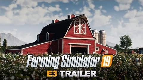 E3 2018 Farming Simulator 19 – E3 Trailer