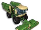 Krone BiG M 500 (Farming Simulator 2013)