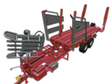 Arcusin Autostack FS 63-72 (Farming Simulator 15)