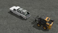 FS17 Cars Pallet