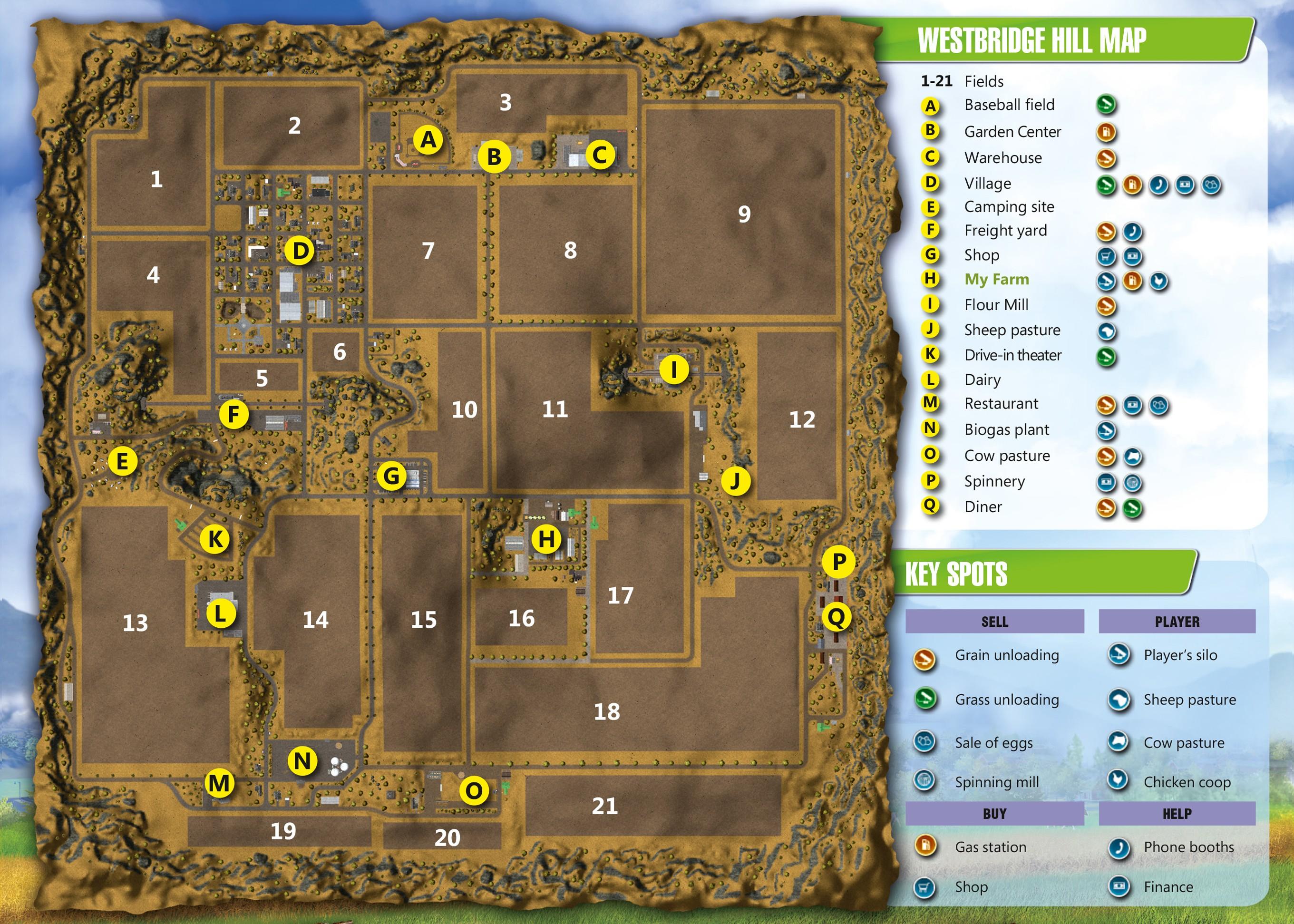 Maps (Farming Simulator 2013) | Farming Simulator Wiki