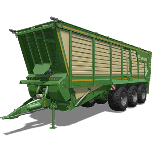 Krone TX 560 D (Farming Simulator 17) | Farming Simulator