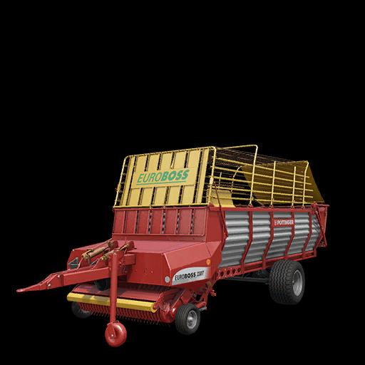 Loading Wagons (Farming Simulator 17) | Farming Simulator