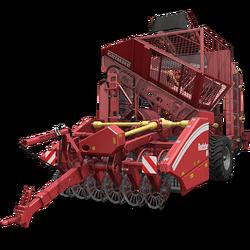 FS17 Grimme-Rootster604