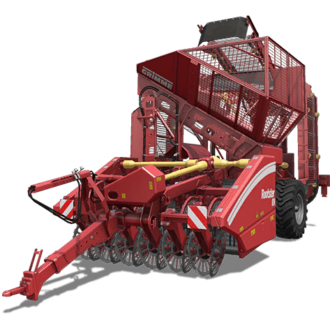 Grimme Rootster 604 (Farming Simulator 17) | Farming Simulator Wiki