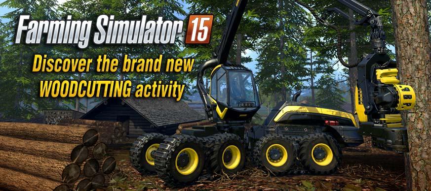 Forestry (Farming Simulator 15) | Farming Simulator Wiki | FANDOM