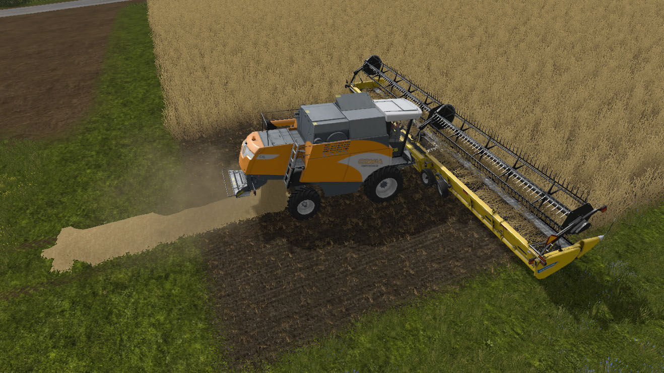 Harvesters (Farming Simulator 17) | Farming Simulator Wiki