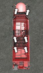 FS17 HolmerExxact-TerraDosT440 SteeringAllWheel