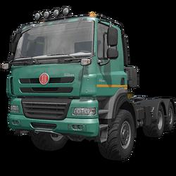 FS17 Tatra-Phoenix6x6AgroTruck