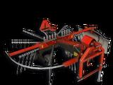 Ursus Z-554 Windrower (Farming Simulator 2013)