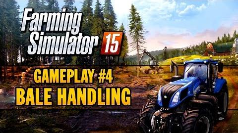 Farming Simulator 15 – Gameplay Teaser 4